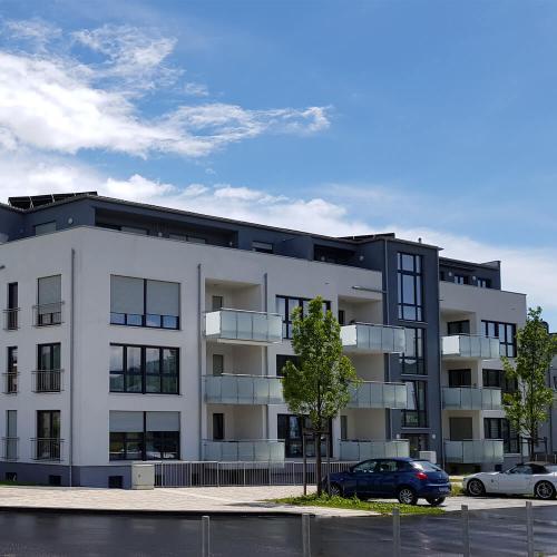 Mehrfamilienhaus in Kassel