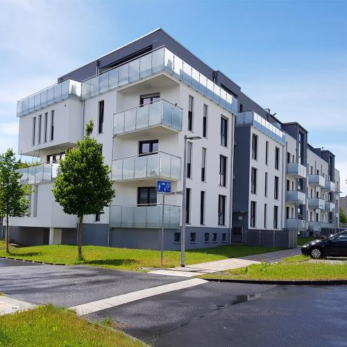 Mehrfamilienhaus in Baunatal