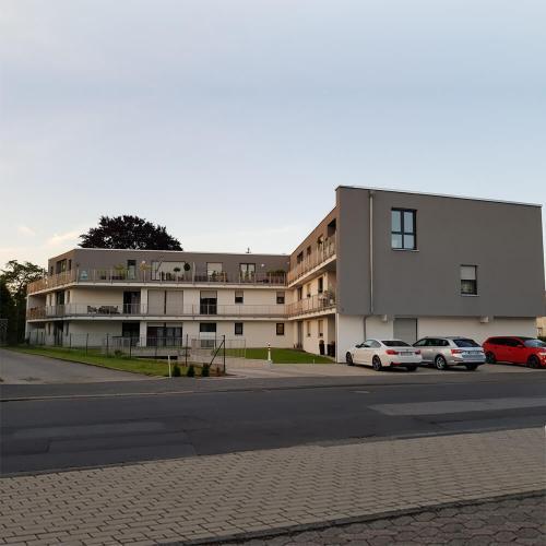 Mehrfamilienhaus in Fritzlar