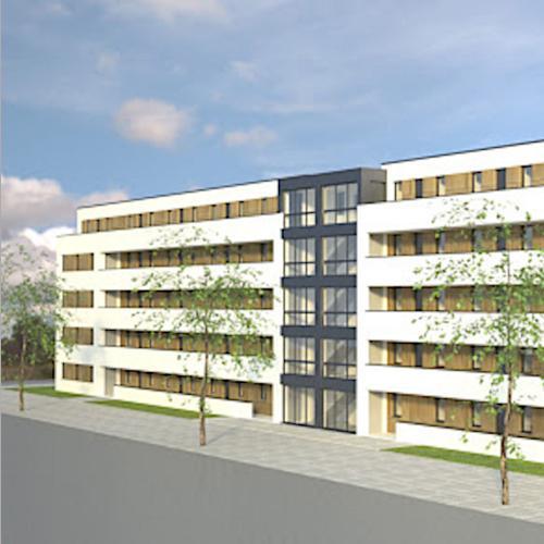 """Großprojekt """"Wohnen im Stadtpark in Baunatal"""""""